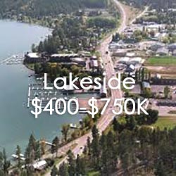 Lakeside MT real estate