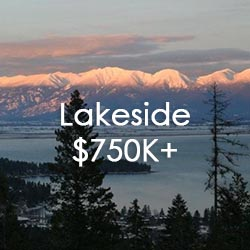 Lakeside Montana real estate